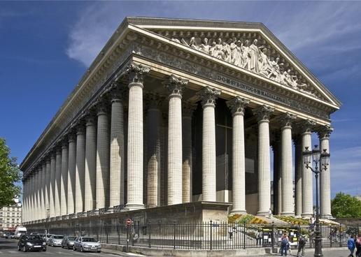 paris france architecture