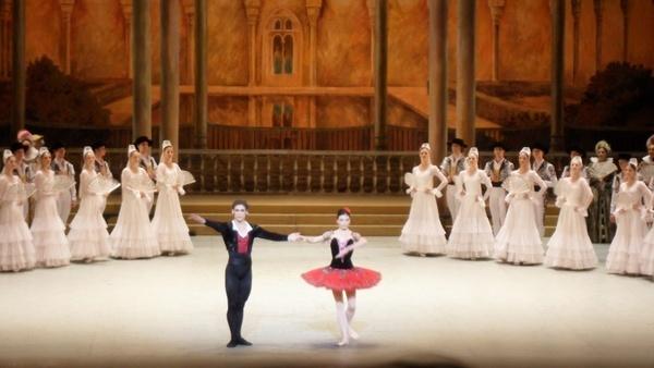 paris france ballet