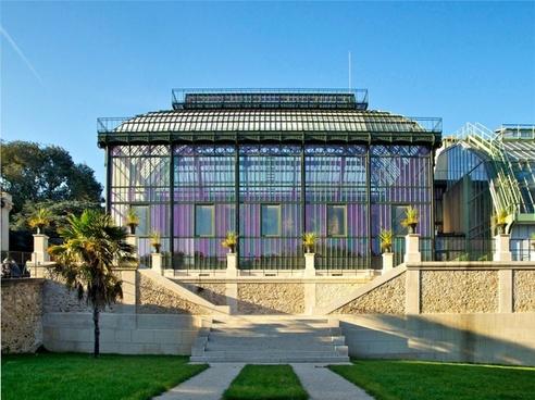 paris france botanical garden