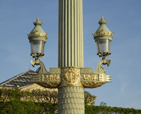 paris france column