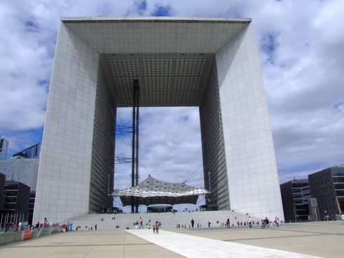 paris france entrance