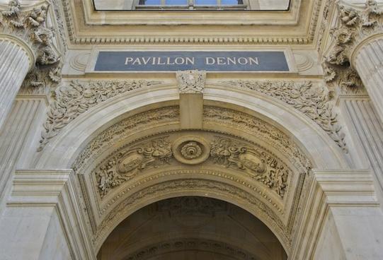 paris france louvre palace