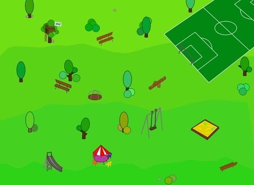 Park (alternative version)