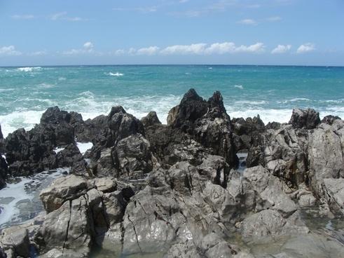 part nature sea