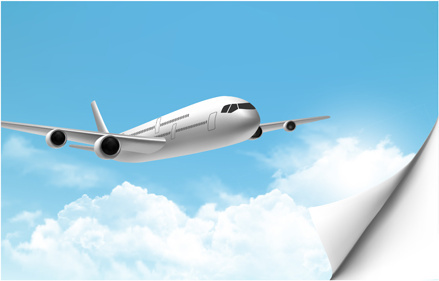 passenger aircraft design vector