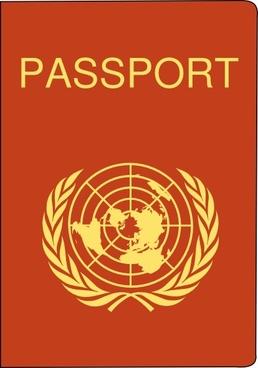 Passport clip art