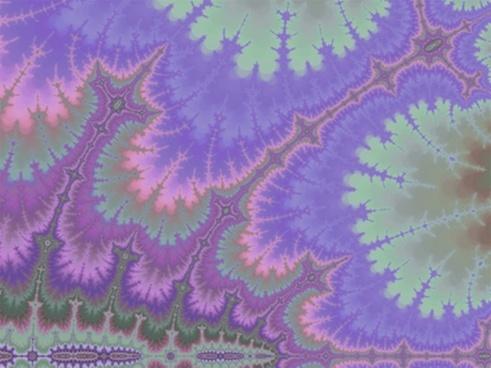 pastel fractal