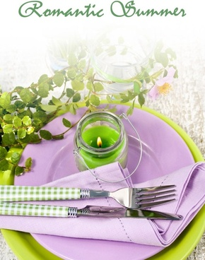 pastoral style tableware photo 04 hd pictures