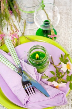 pastoral style tableware picture 01 hd pictures