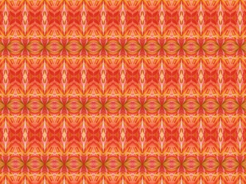 pattern background orange red