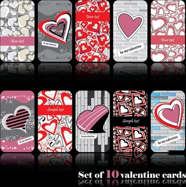 pattern background vector card patterns