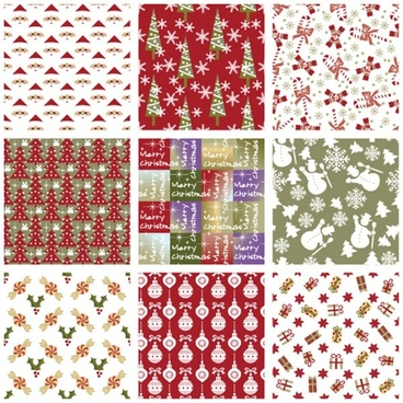 pattern cloth 02 vector