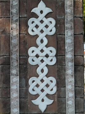 pattern ornaments oriental