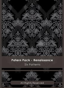 Pattern Pack - Renaissance