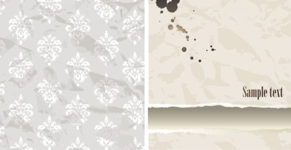 pattern wallpaper background 01 vector