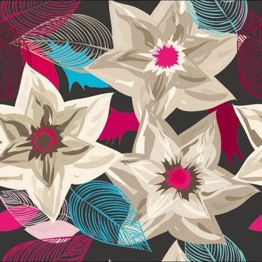 patterns background 01 vector