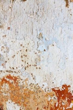 peeled paint pattern