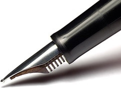 pen closeup picture
