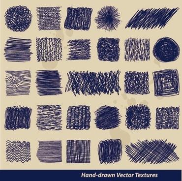 pen line draft graphics 03 vector