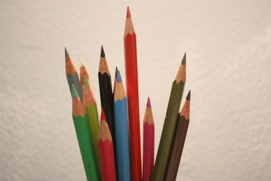 pencil colors pencils