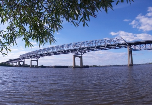 pennsylvania bridge span