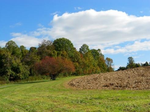 pennsylvania landscape sky