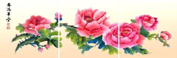 peony highdefinition picture