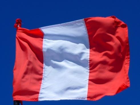peru flag tourism