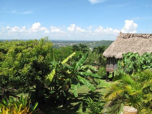 peru landscape sky