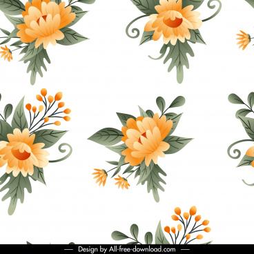 petals background bright colored decor