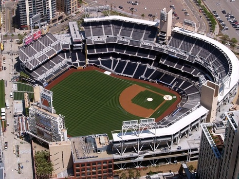 petco ball park san diego california