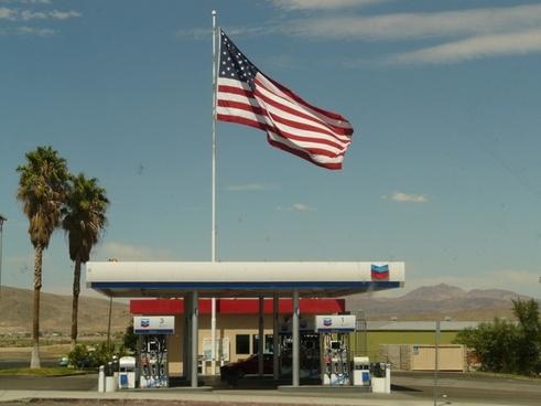 petrol stations usa refuel