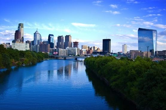 philadelphia city downtown