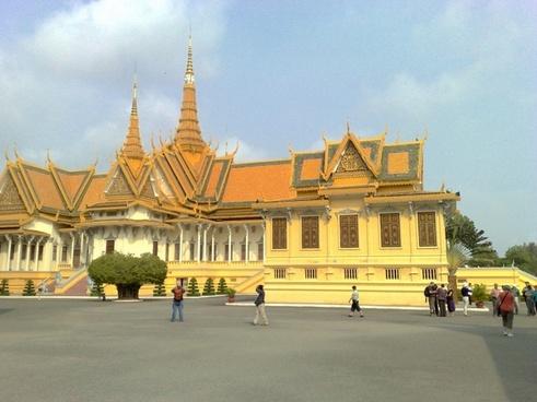 phnom penh cambodia royal