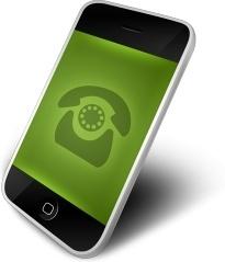 Phone Green