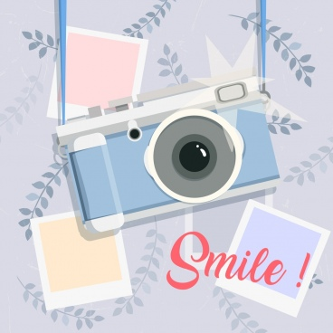 photography background camera picture icons classical design