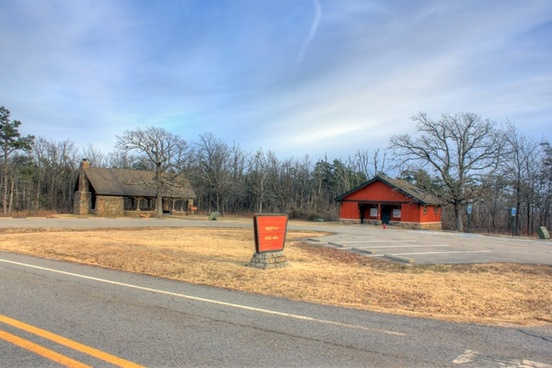 picnic sites at mount magazine arkansas