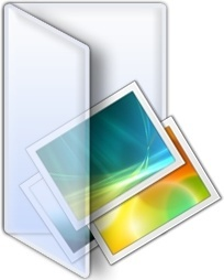 Picture and image folder