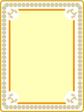 picture frame design with classical style