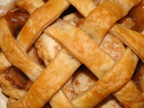 pie crust lattice