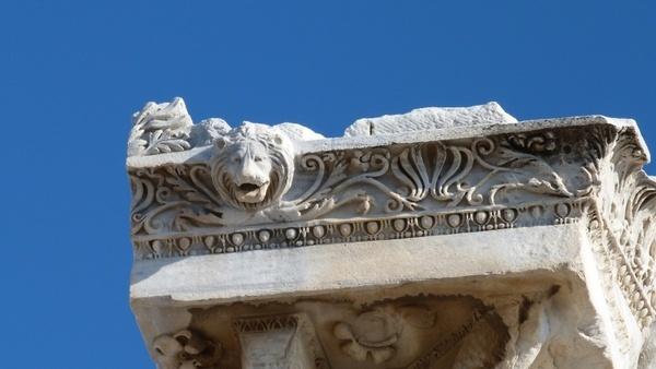 pillar old roman