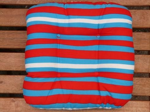 pillow seat cushions garden bench