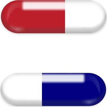 Pills clip art