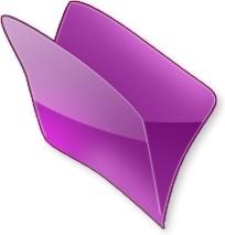 Ping open folder
