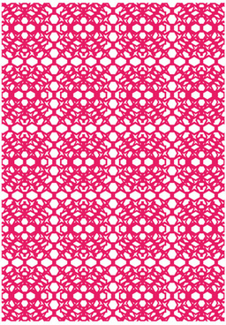 pink red pattern seamless vector