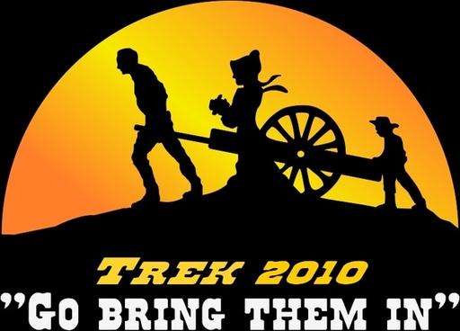 Pioneer Trek Logo Color