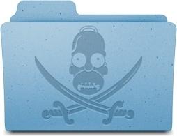 Pirate Folder