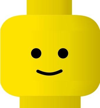 Pitr Lego Smile Happy clip art