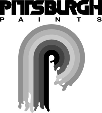 Steelers Logo Pittsburgh Paints