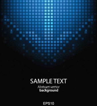 pixel theme background vector001
